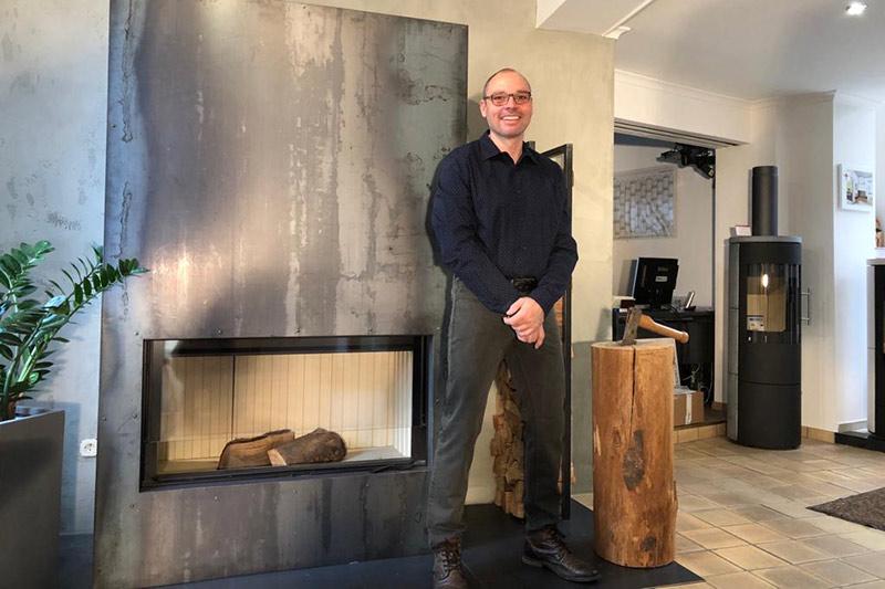 S.K.Ö. Kaminstudio - Geschäftsführer André Gulich